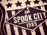 Spook City Shield