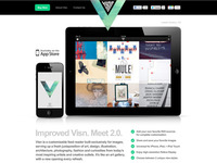 Visn 2.0 Website