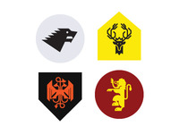 Ice & Fire | The Big 4