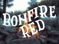 Bonfire Red