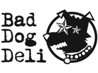 Bad Dog Deli Concept Logo
