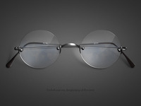 Steve Jobs glasses