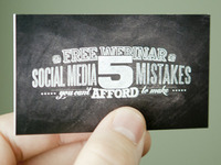 (Business) Card