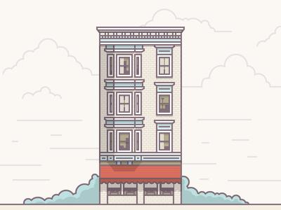Building study av Ryan Putnam