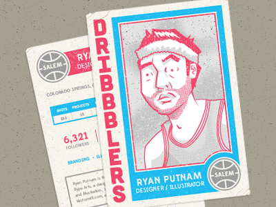 My_dribbblers_basketball_card