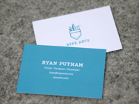 RA Business Cards
