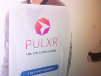 Pulxr home screen
