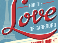 Love of Carrboro v2