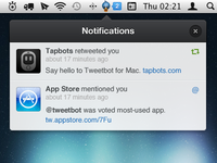 Tweetbot Notifications