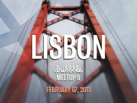2nd Lisbon Dribbble Meetup