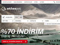 Atlasjet - Homepage 2
