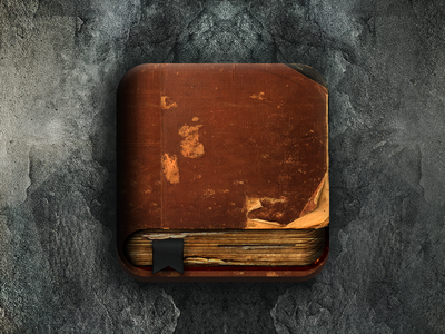 Book iOS Icon