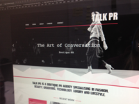 Concept work for PR firm
