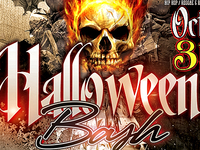 PSD Halloween Bash Flyer