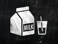 The Classroom - Milk Icon