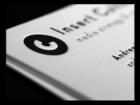 Identity Design | Business Cards