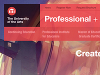 UArts Continuing Studies website