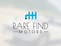 Rare Find Motors logo