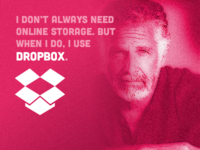 The Most Interesting Dropbox User in the World