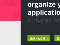 organize y applicatio