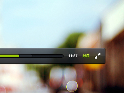 Download Video Player PSD