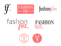Fashion Fox Logo Design