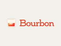 Bourbon Logo with Type