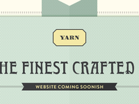Yarn Website