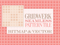 GRIDWERK Seamless Pattern Tile