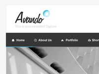 Avando WordPress Theme
