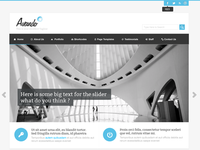 Avando WordPress Theme 2