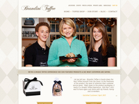 Brandini Toffee Custom Shopify