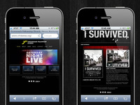 Crossroads Fellowship Mobile Website