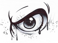Sketchbook 2 Eye
