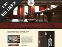 Apple Country Spirits Website