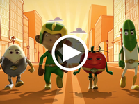 Subway - Super Hero Breakfast - Video