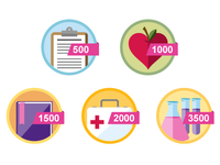 Donation Badges
