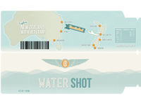 Water Tube Packaging