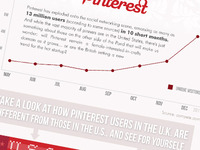 Infographic on Pintrest