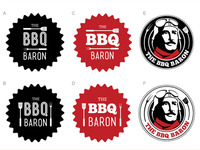 BBQ Rental Logo concepts