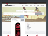 Skateshop Website