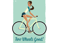 Two Wheels Good