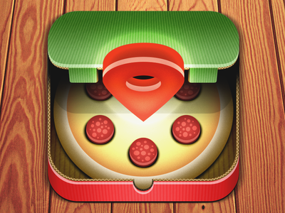 Onpizza Icon