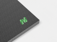 N - Business Card