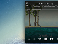 iTunes MiniPlayer Rebound