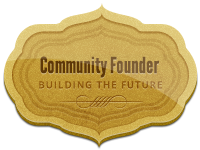 Melodious.me: Community founder badge