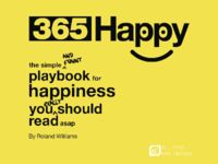 365 Happy Logo/Book