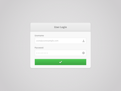 Download Form Field — Free PSD