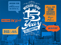 Mission Year Celebration