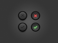 PSD - Checkbuttons